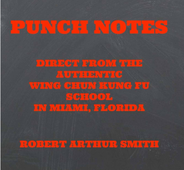 Punch Notes Direct from the Authentic Wing Chun Kung Fu School in Miami, Florida (Volume 1)